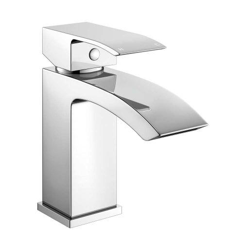 Irwell Mono Basin Mixer - By Voda Design