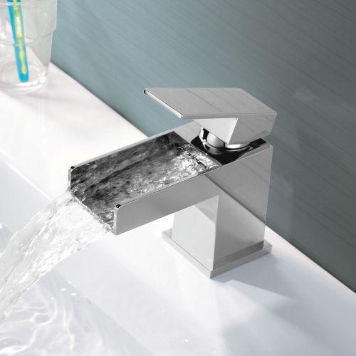 Eden Mono Basin Mixer - By Voda Design