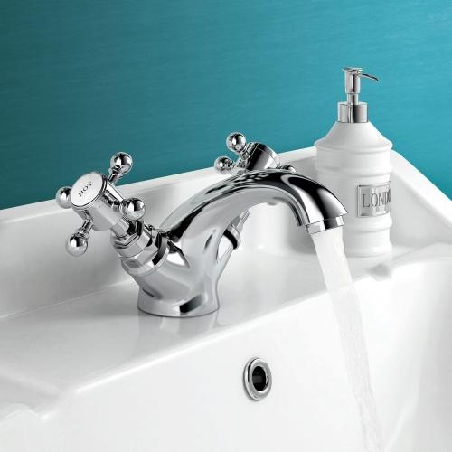 Foyle Mono Basin Mixer - By Voda Design