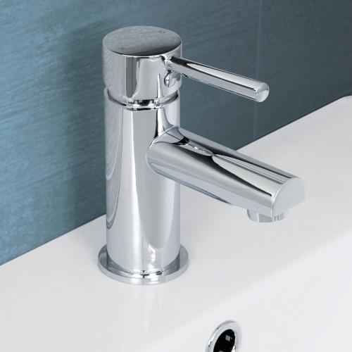 Solent Mini Mono Basin Mixer - By Voda Design